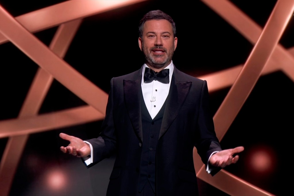 Emmys 2020: Jimmy Kimmel Opens With a Zoom Room of Nominees