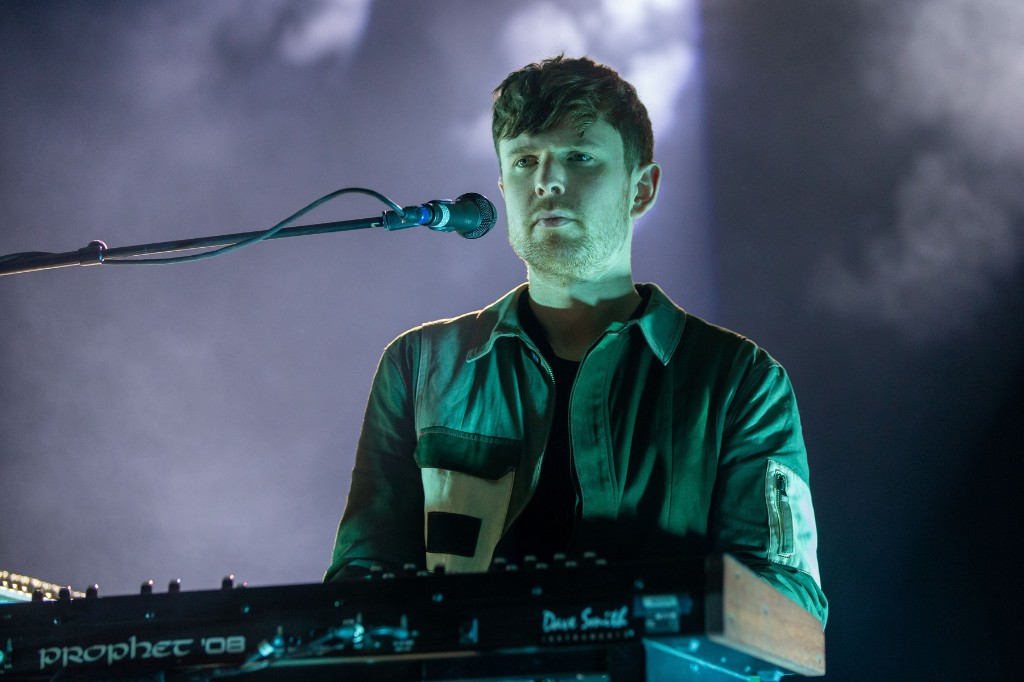 Watch James Blake Cover Nirvana's 'Come As You Are'