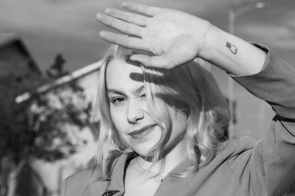 A Day in the Life of Phoebe Bridgers
