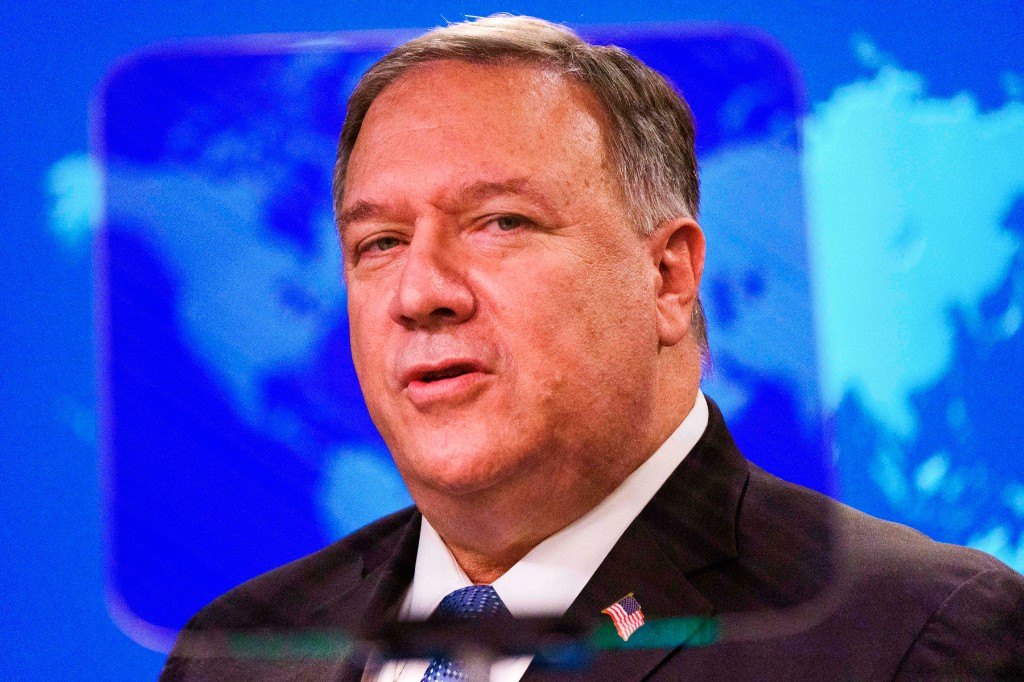 Mike Pompeo: 'There Will Be a Smooth Transition to a Second Trump Administration'
