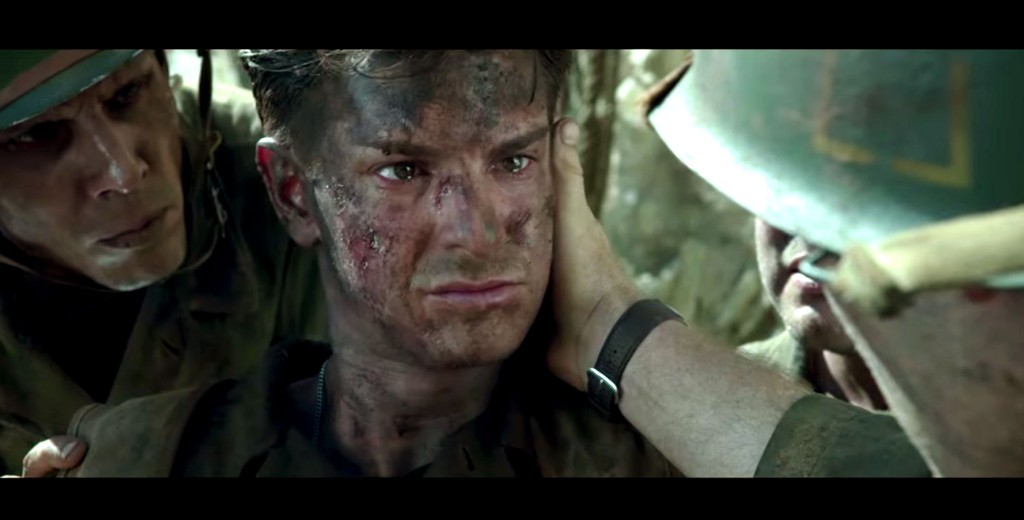 Watch Trailer for Mel Gibson-Directed War Epic 'Hacksaw Ridge'