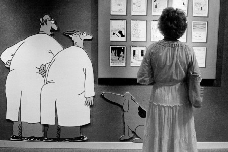 'The Far Side' Returns With Updated Website and (Potentially) New Comics