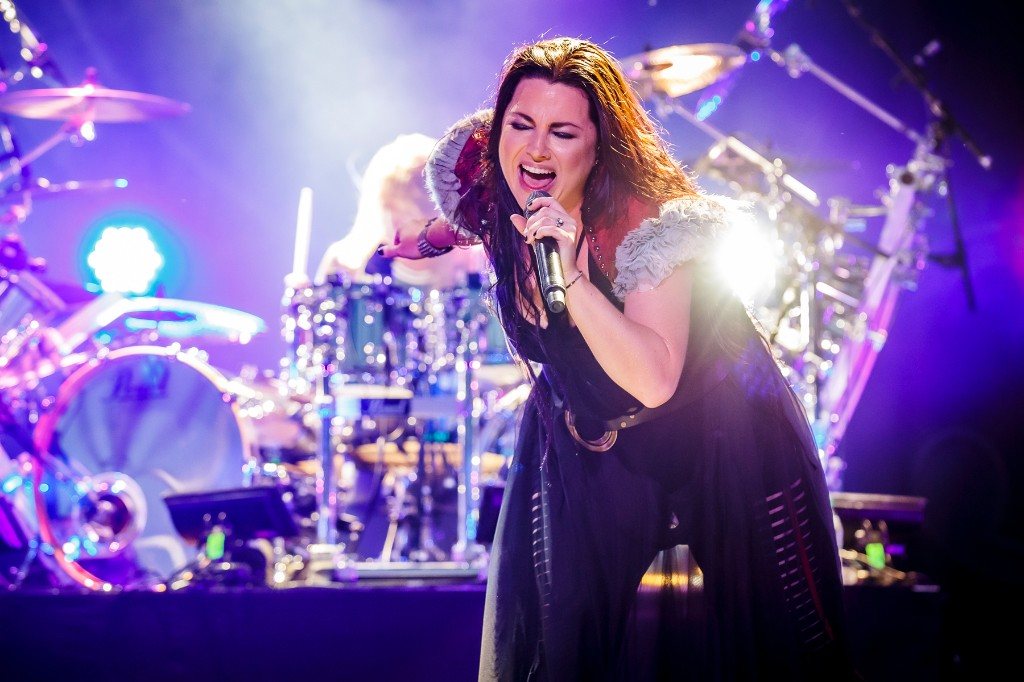 Evanescence Reject Unfair Rules on New Song 'The Game is Over'