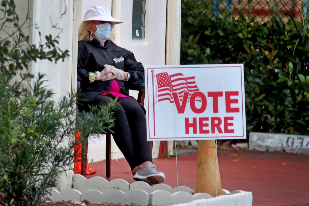 Red America Is Becoming a 'Democracy Desert.' Coronavirus Threatens to Make It Worse