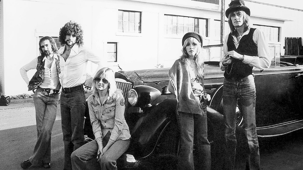 Fleetwood Mac Flashbacks - cover