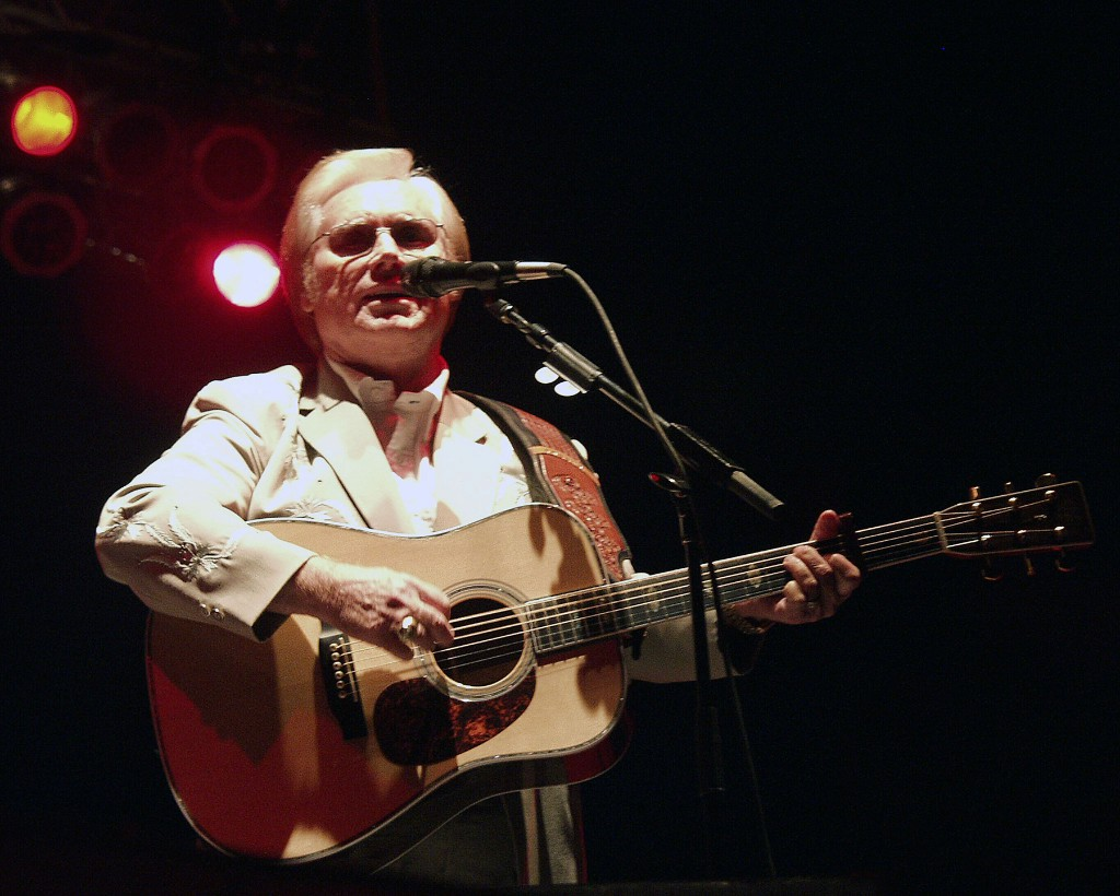 Flashback: George Jones Sings 'Choices,' Releases Comeback Album 'Cold Hard Truth'