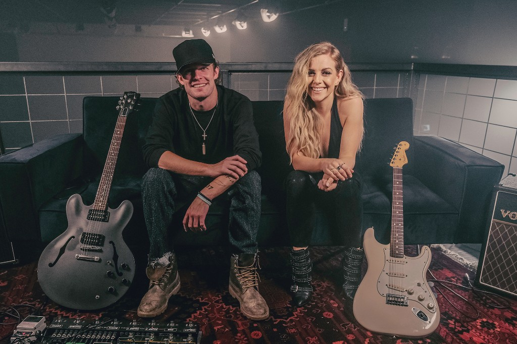 Watch Tucker Beathard and Lindsay Ell's Duet Version of 'Faithful'