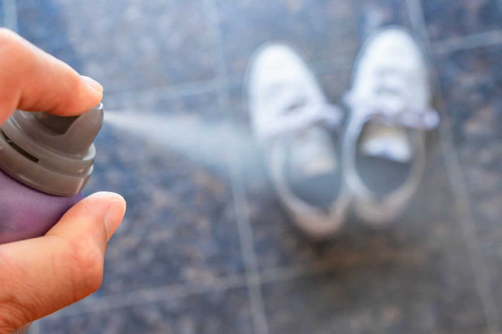 Are Your Shoes Tracking Germs Into the House? Here Are 7 Ways To Disinfect Them