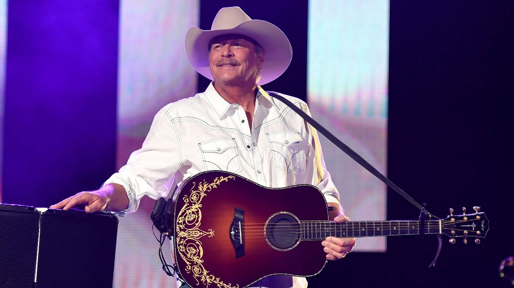Alan Jackson Plots Drive-In Concerts