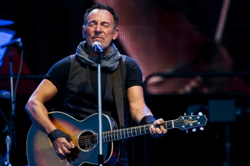 Bruce Springsteen Played Secret White House Concert for Obama Staffers