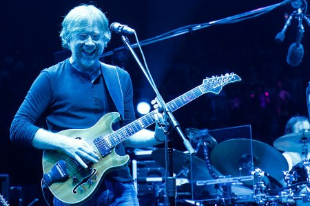 Phish Plot North American Summer Tour