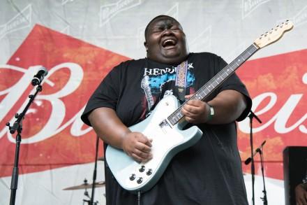 Is Christone 'Kingfish' Ingram the Future of the Blues?