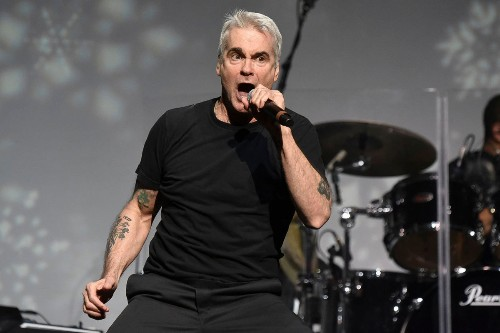 Social Distancing With Henry Rollins: Staying Busy and Keeping Up With 'Protein Listening'