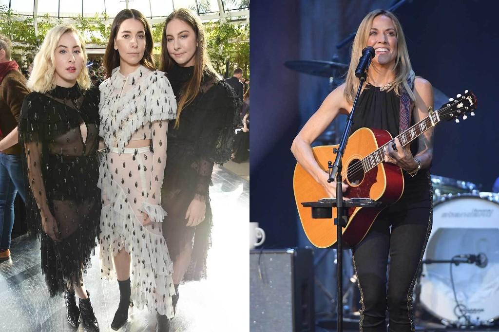 Sheryl Crow, Haim Discuss Misogyny in the Music Industry