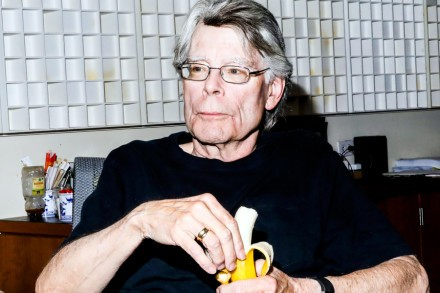 Stephen King on His New Horror Novel, the 'Nightmare' of Trump, and 'Stranger Things'