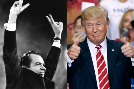 Majority of Americans Support Removing Trump Through Impeachment, Echoing Nixon Polls
