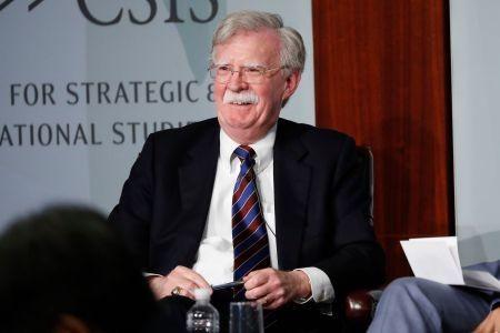 Bolton Says Trump Directed Him to Take Part in Ukraine Scheme
