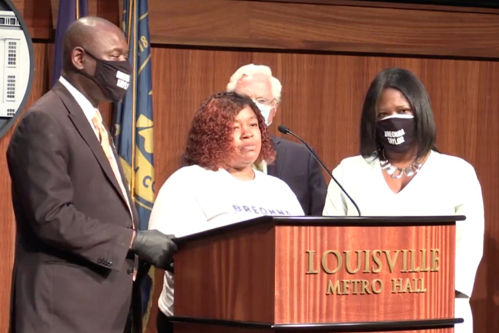 Breonna Taylor's Family, Louisville Settle Wrongful Death Suit for $12 Million, Policing Reforms