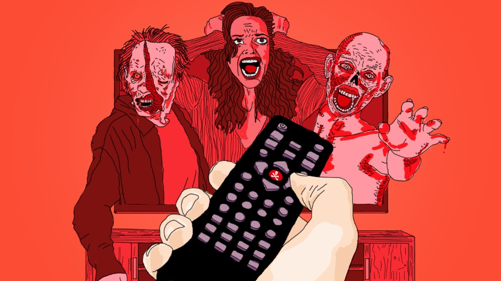25 Best Horror TV Shows of All Time