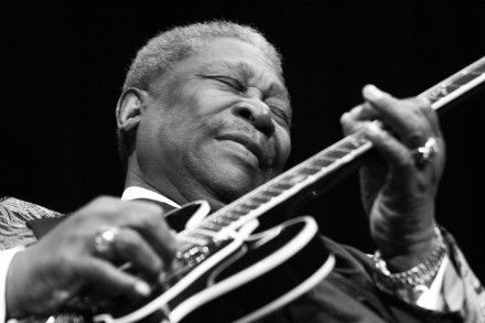 B.B. King, Blues Legend, Dead at 89