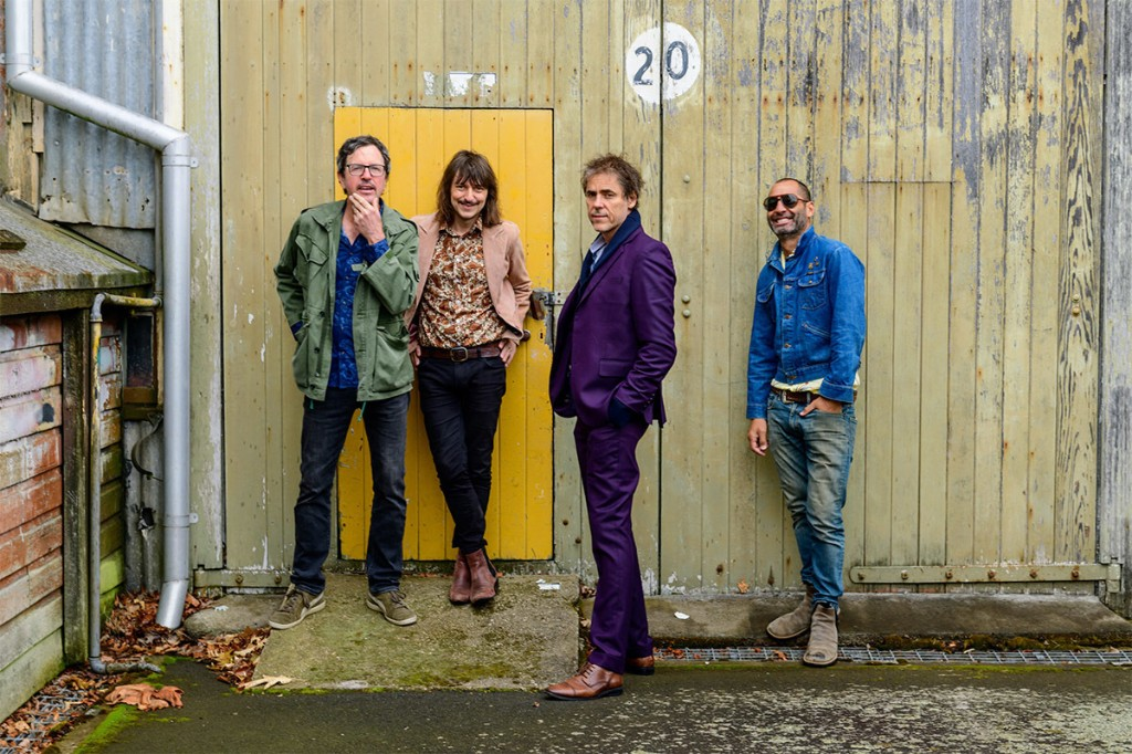 The Whitlams Share First New Single in 14 Years, 'Ballad of Bertie Kidd'