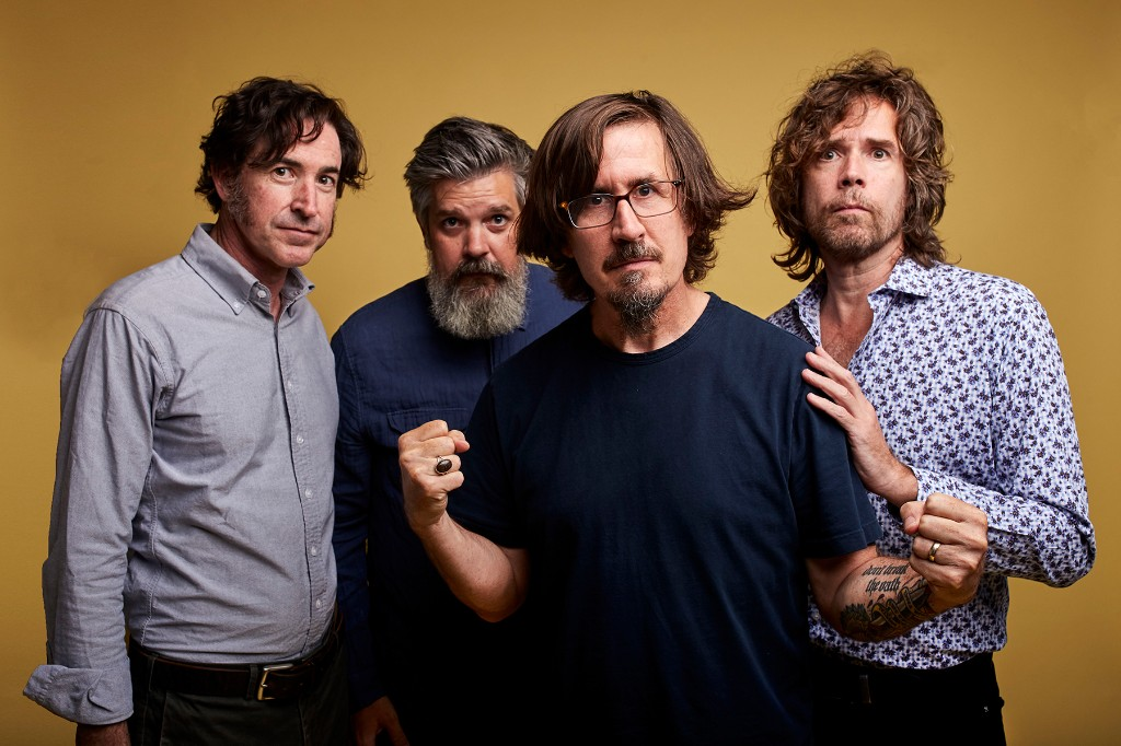John Darnielle Keeps His Songwriting Roll Going on the Mountain Goats' 'Getting into Knives'