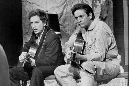 Bob Dylan's Bootleg Series to Tackle 1969 Johnny Cash Sessions