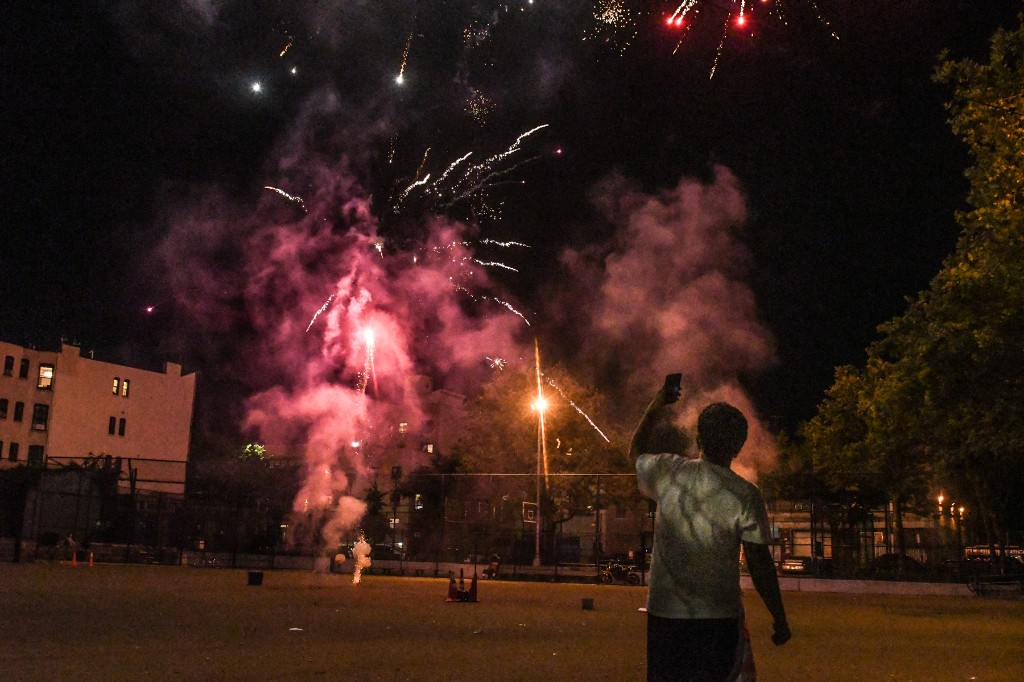 Why the Fireworks Conspiracy Theories Are So Damn Believable