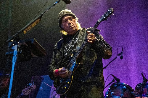 Neil Young Turned Down 'Millions' for 'Harvest' Tour
