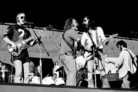 The Reunion of Crosby Stills Nash & Young: The Ego meets the Dove