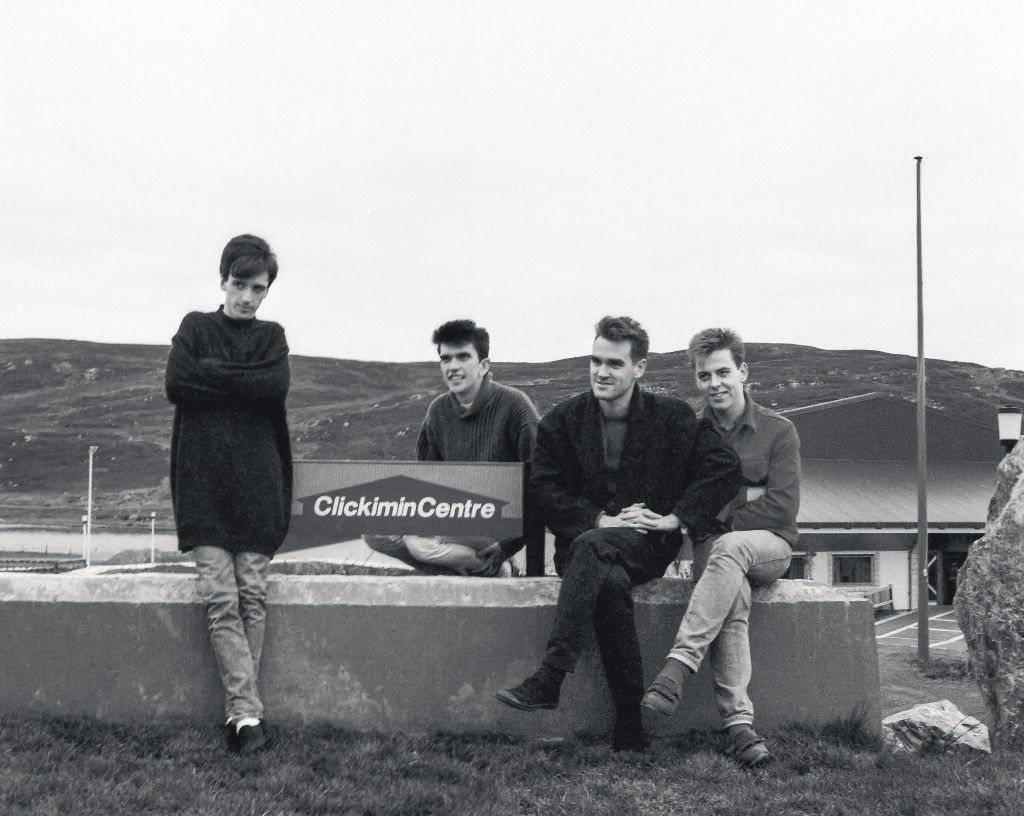 Smiths Photographer on Witnessing Band at Their Peak