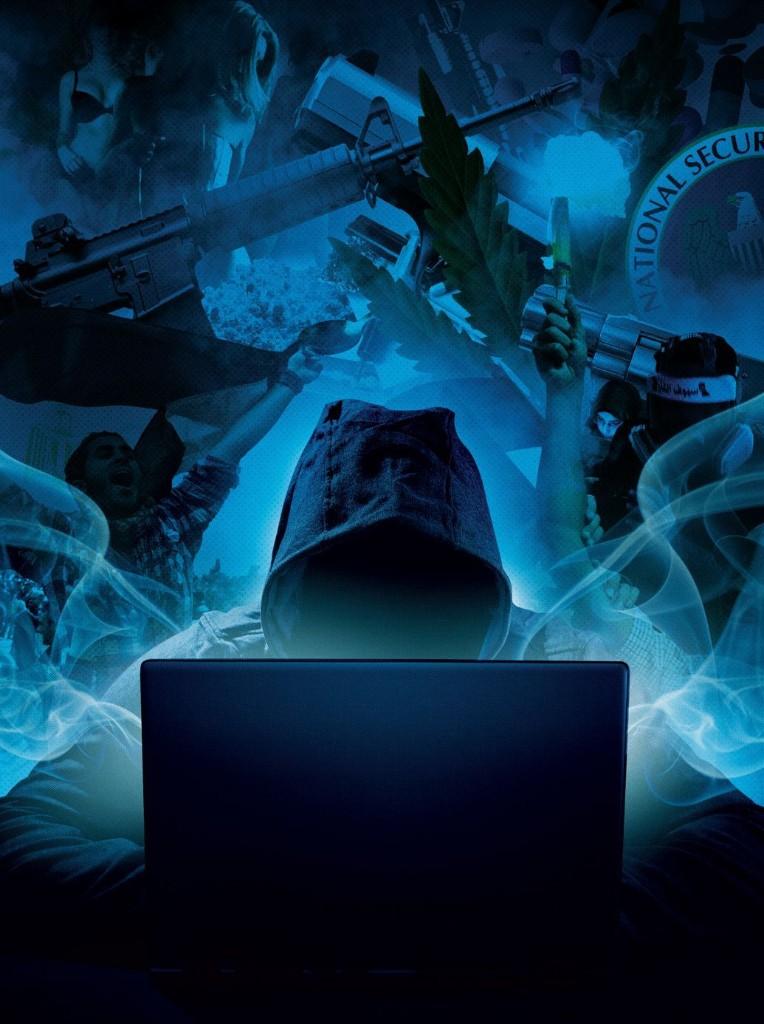 Hackers - Magazine cover