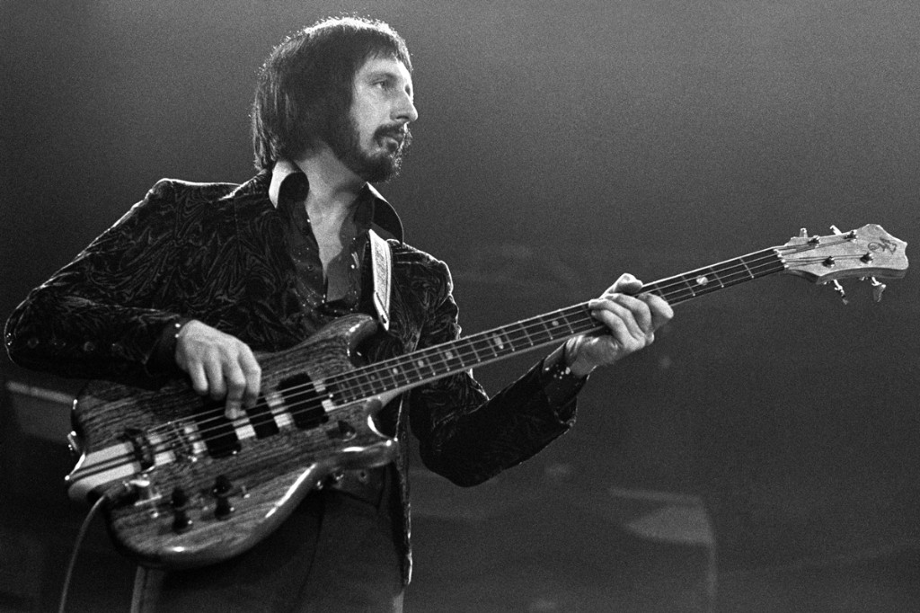 'The Ox': New Book Reveals the Secret Life of Who Bassist John Entwistle