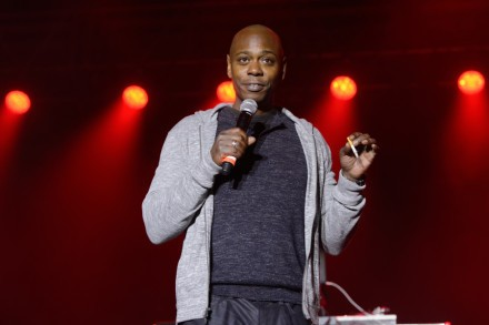 Dave Chappelle Stages Prince Tribute During San Francisco Set
