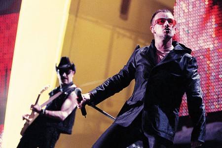 U2's 'Pop': A Reimagining of the Album 20 Years Later