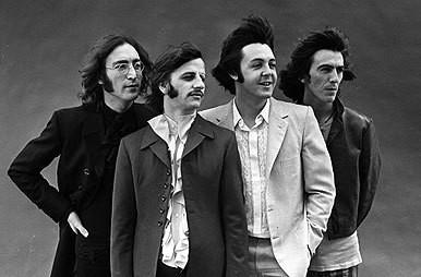elvis costello over top100 Beatles - Magazine cover