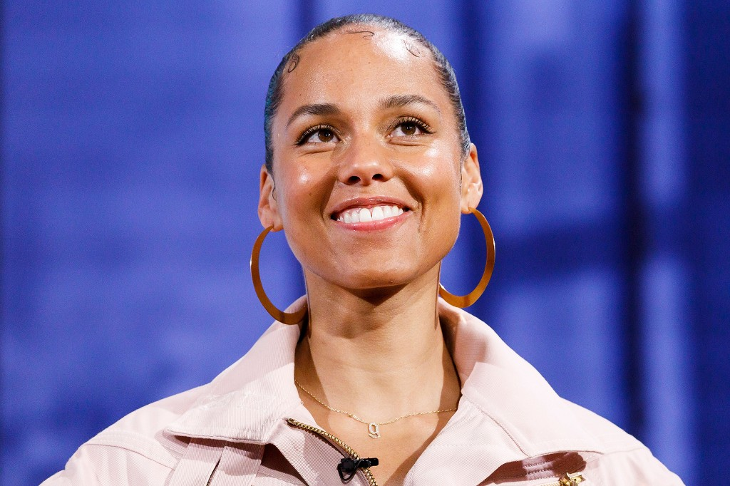 Alicia Keys Had to Audition in Front of Prince to Cover His Song