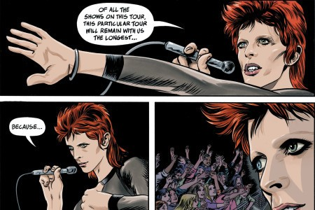 'Bowie: Stardust, Rayguns & Moonage Daydreams' Chronicles Life and Death of Ziggy Stardust