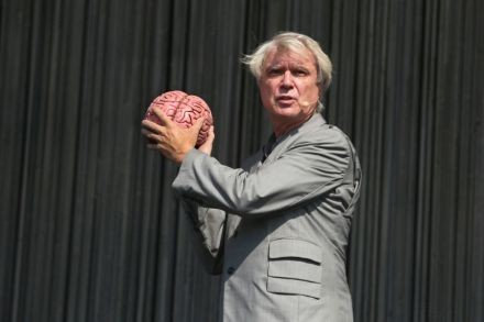 David Byrne Launches Online Magazine 'Reasons to Be Cheerful'