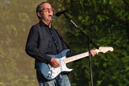 Eric Clapton, Gary Clark Jr. Highlight New Crossroads Festival Live LP