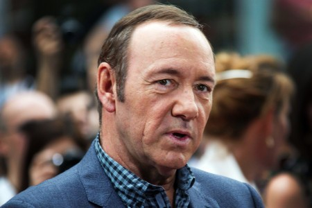 Kevin Spacey Charged With Felony Sexual Assault in 2016 Incident