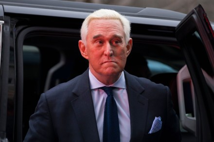 Roger Stone Gagged After Judge Dismisses His 'Hollow' Apology