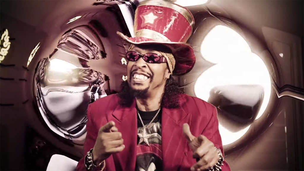 Bootsy Collins Drops New Video for 'Want Me 2 Stay' Featuring Bass Great Larry Graham