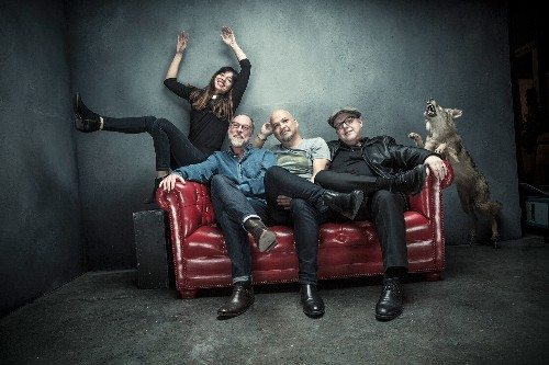 Pixies Prep New Album 'Head Carrier,' Drop First Single