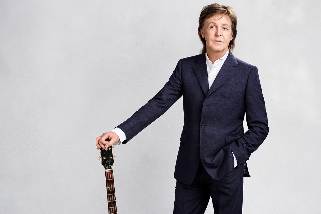 Paul McCartney Announces New Album, 'McCartney III'