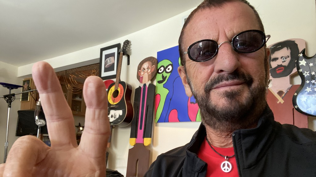 'RS Interview: Special Edition' With Ringo Starr