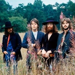 Beatles - Magazine cover