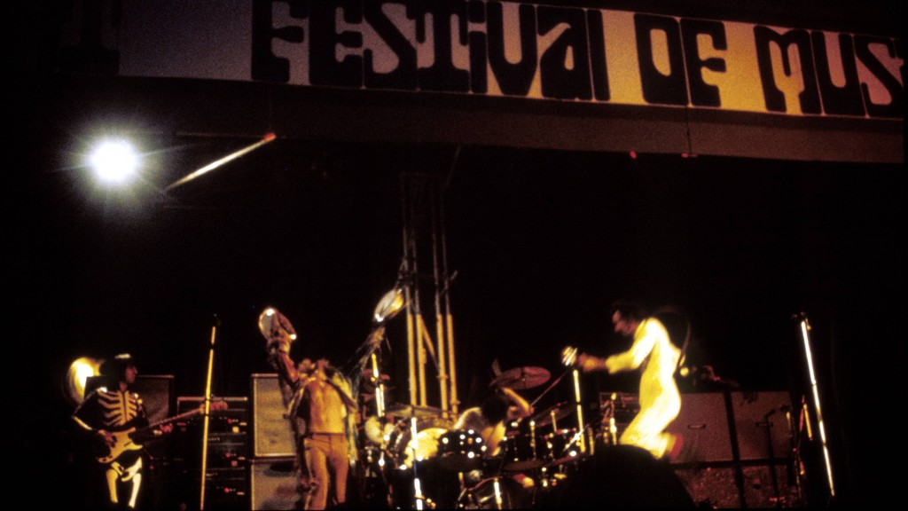 Flashback: The Who Perform an Explosive 'Heaven and Hell' at Isle of Wight in 1970