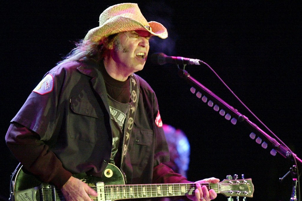 Song You Need to Know: Neil Young and Crazy Horse, 'Bandit'
