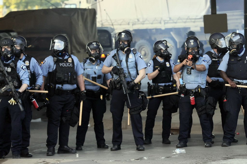 Minnesota Files Human Rights Complaint Against the Minneapolis Police Department